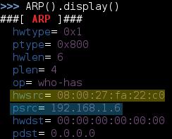 arp_scapy